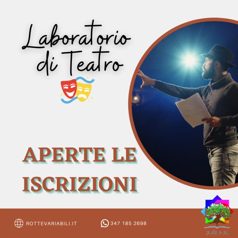 Laboratorio di teatro Lecce